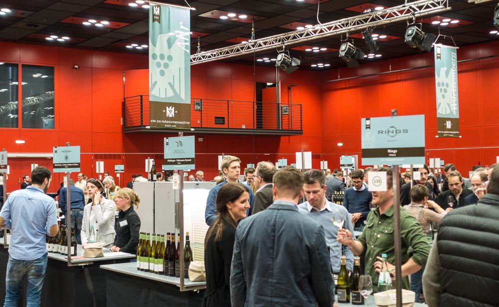 Riesling Jahrgang 2015 auf der VDP Weinbörse 2016
