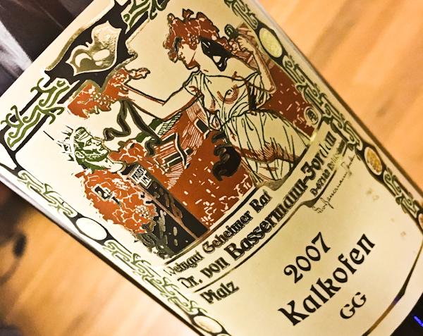 unique design where can i buy get new Weingut Bassermann-Jordan Riesling trocken Deidesheim ...