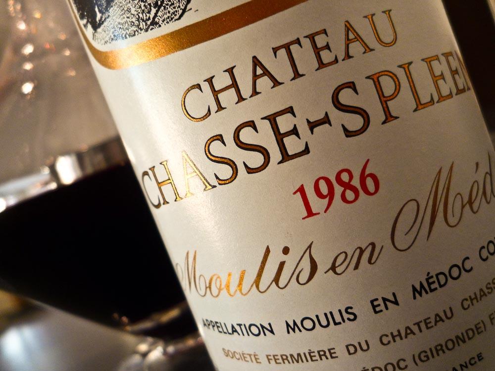 Chasse-Spleen 1986 (1 von 1)