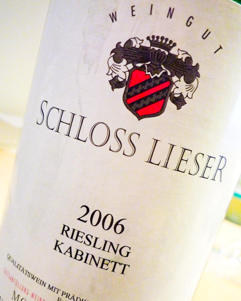 Lieser Riesling Kabinett 2006 (1 von 1)