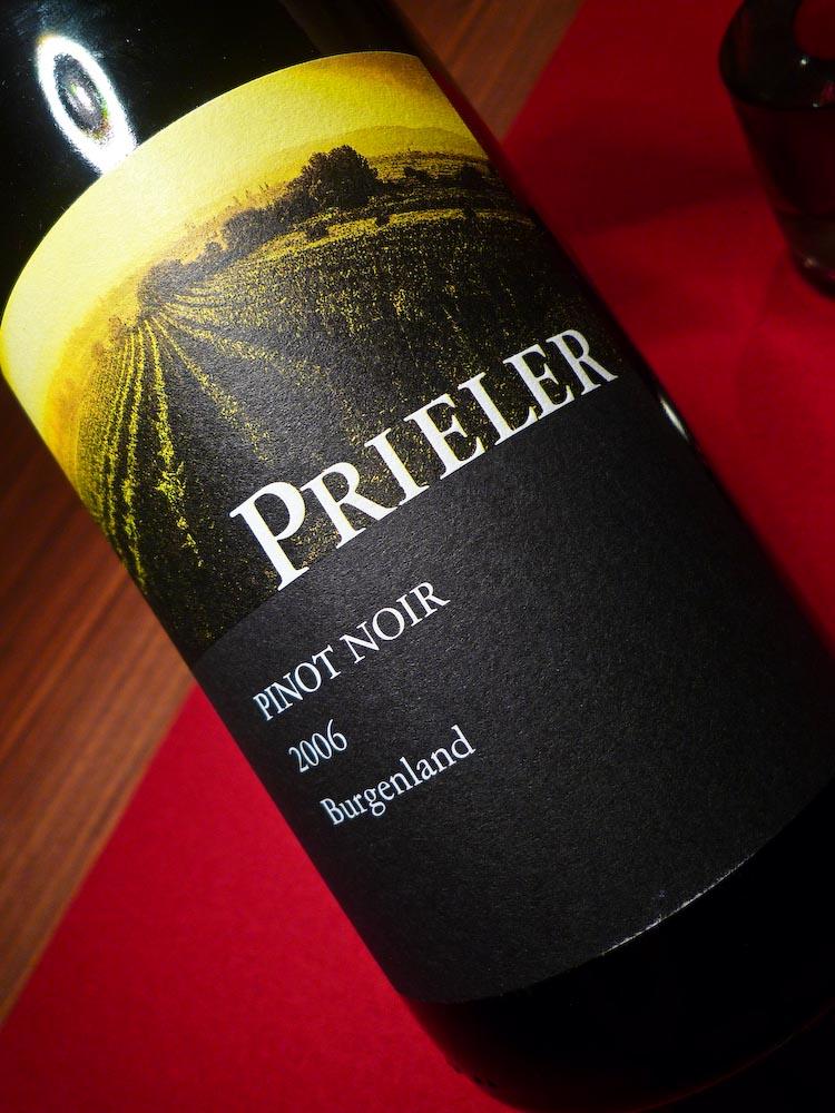 Prieler Pinot Noir 2006 (1 von 1)