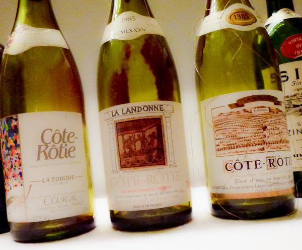 Guigal Côte Rôtie 1985-100