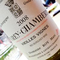 Roy Marc Gevrey-Chambertin 2008-100
