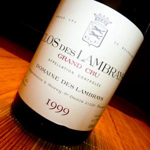 Clos des Lambrays 1999-100