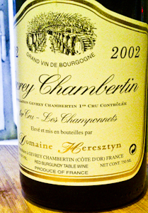 Heresytyn Les Champonnets 2002-100