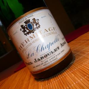 Jaboulet Aine La Chapelle 1997-100