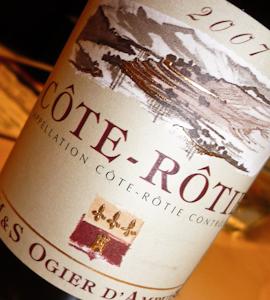 Ogier Cote-Rotie, 2007-100