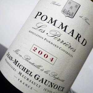 Gaunoux Pommard Les Perriéres, 2004 (100 von 1)