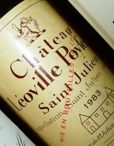 Leoville Poyferre,1983 (100 von 1)