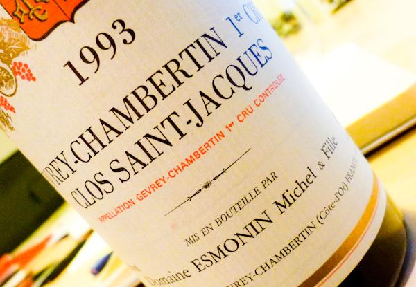 Esmonin Clos Saint-Jacques, 1993 (100 von 1)