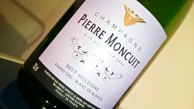 Pierre Moncuit Brut Millesime, 2004 (100 von 1)