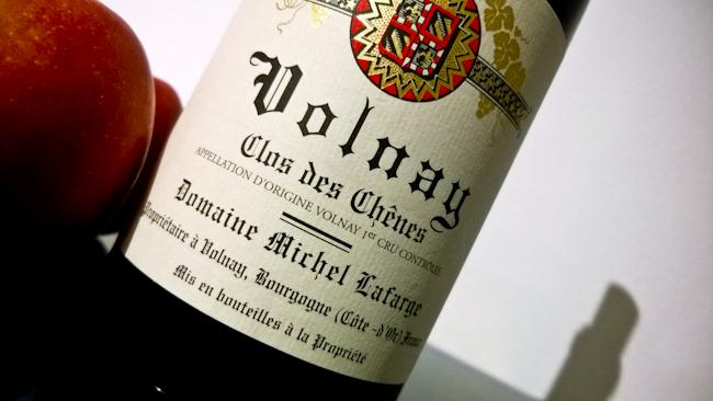 Michel Lafarge Volnay Clos des Chênes, 2003 (100 von 1)
