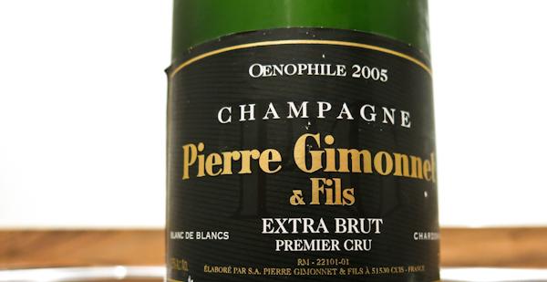 Gimonnet Oenophile 2005 (100 von 1)