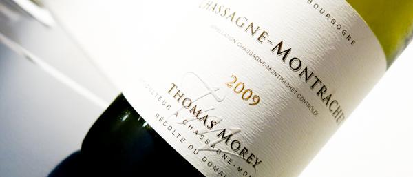 Thomas Morey Chassagne-Montrachet, 2009 (100 von 1)