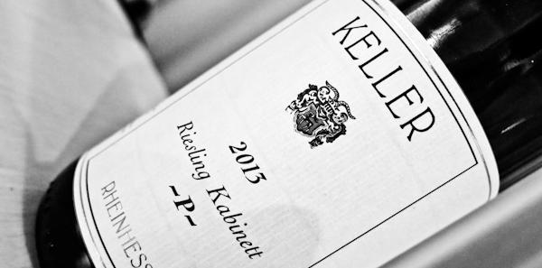 Keller Riesling Kabinett P, 2013 (100 von 1)