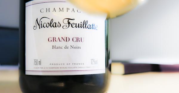 Nicolas Feuillas Grand Cru Blanc de Noir Vintage, 200 (100 von 1)