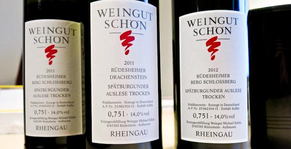Weingut Schön 3x Spätburgunder (1 von 1)